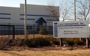 Cavel International horse slaughter plant in Dekalb Illinois