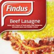Horse meat in Findus Lasagne