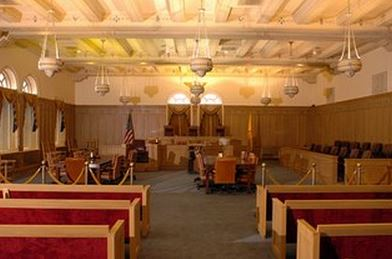 New Mexico Court Room
