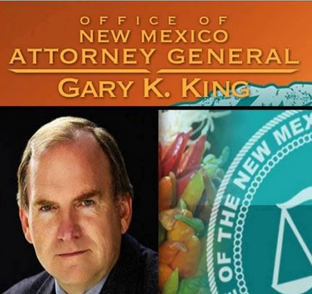 Gary King New Mexico Attorney General