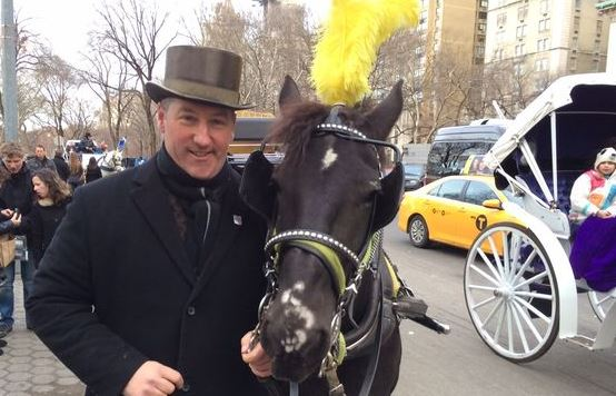NYC Horse Carriage rides debate