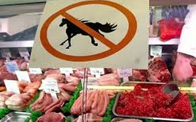 No horse meat