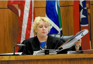 Judge Tammy Harrington