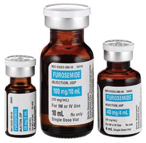 Furosemide (Lasix)