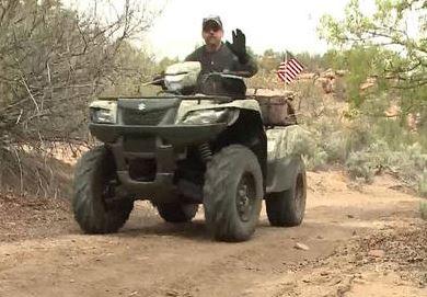ATV Protest Ride